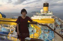 歌诗达威尼斯邮轮甲板全景