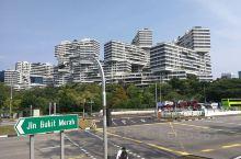 新加坡每一个建筑都有灵感。