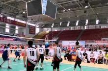 印记2019年 湖南省新化县域气排球赛   气排球技术苦练到一定程度,接下来唯有通过激烈的比赛全面提