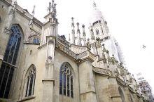 曾在这个教堂赶上过管风琴演奏,所以对于这里总有一份偏爱。我并不是一个教徒,但我对于管风琴有着一种别样
