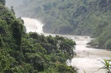 壮观大瀑布让人震撼
