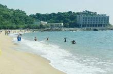 阳西上洋沙滩,水质清澈,沙子细白,老渔港,海鲜丰富。