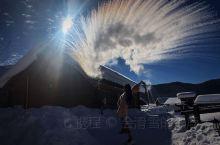 国内冬季旅行必去一场北疆冬之旅——禾木喀纳斯湖 新疆的冬天很长,十月底北疆的喀纳斯、赛里木湖就开始下