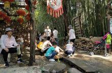 去年青岛峰会期间景点人太多,就没去只是路过,今年十一弥补了遗憾,古村落有泉水有竹林,带老人孩子去玩是
