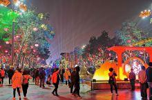 大唐不夜城项目位于西安曲江新区举世闻名的大雁塔脚下,是陕西省西安市重点建设项目。南北长1500米,东