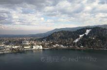 登高,将斯洛文尼亚碧湖Lake Bled湖景360度一览无余