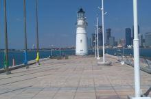 海边的灯塔,港湾的指挥