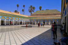 摩洛哥旅行——巴伊亚王宫、哈桑二世清真寺