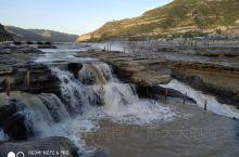水量豐沛的壺口瀑布,一年四季都有美景可賞