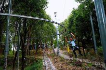 """玩趣谷:好玩又有趣,休闲出汗两不误  玩趣谷位于梅州梅县区畲江镇,是当地政府大力发展""""旅游+农业""""的"""