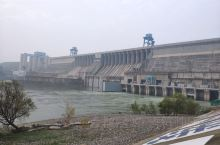 丹江口大坝-惠南庄泵站。南水北调中线调水首尾均已打卡。