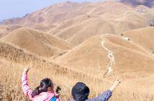 打卡秋武功山 登顶的心境 !只有登山的人明白!