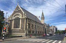 新西兰南岛基督城—-最典型的哥特式建筑风格和设计艺术