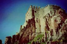 安卡拉古堡,安卡拉城郊很重要的制高点,可以鸟瞰全城。