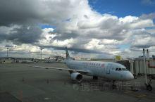 旅途飞行瞬间:特鲁多机场