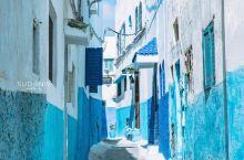 乌达亚堡之蓝色情调 /摩洛哥-拉巴特  乌达亚堡,始建于12世纪柏柏尔王朝,后为阿拉伯王朝所用,曾被