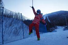 亚布力体委滑雪最爽。