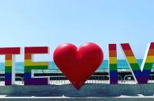 特拉维夫·特拉维夫区 雅法老城的日出、gay friendly beach ,dog friendl