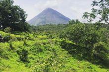 La Fortuna评价最高的景点 在火山之间远足,欣赏60'瀑布。爬上瀑布的北墙,看看火山在哪里呼