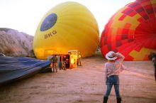 浪漫的土耳其之卡帕多奇亚热气球体验