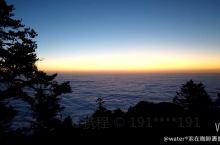 成都/西岭雪山日出云海