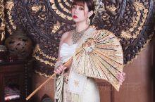 实力演绎泰剧女主去清迈一定要来这里拍照!!  虽然已经租过了传统服饰,也拍了照,但真的是心心念念想