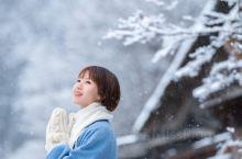 日本 白川乡  交通巴士路线拍照全攻略  白川乡(合掌村),日本中部升龙道地区的一个小众旅行地,冬天