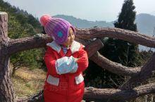 我在衡山风景名胜区