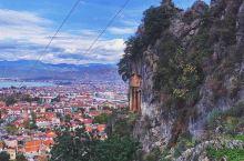 【在废墟中倾听古利西亚王国的秘密】 (存货多,慢慢整理哈哈)  利西亚王国在爱琴海畔,由于缺少足够的