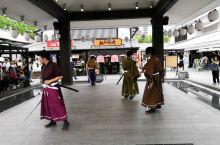 八代市·熊本县 熊本县八代市的日本武士表演。八代市是日本熊本县南部的中心城市,是熊本县第二大城市,被