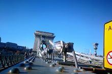匈牙利,布达佩斯,链子桥