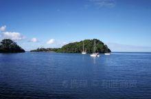这是在瓦努阿图的首都维拉港