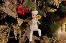 圣诞节树上的装饰