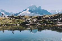 环勃朗峰徒步 法意瑞三国绝美风光