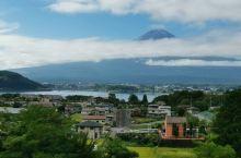 不同的季节不同的风景,富士山到伊豆下田一路蓝天白云,秋高气爽!