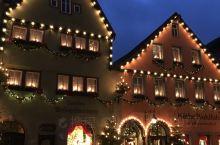罗腾堡(Rothenburg)位于德国巴伐利亚州西北部弗兰肯地区的高原上,俯瞰陶伯河。德国旅游的浪漫