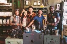 打卡非洲大陆最红咖啡厅,蒸汽朋克风炫到飞起!