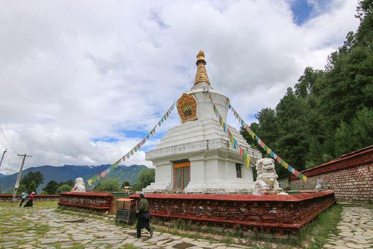 布久喇嘛嶺寺1