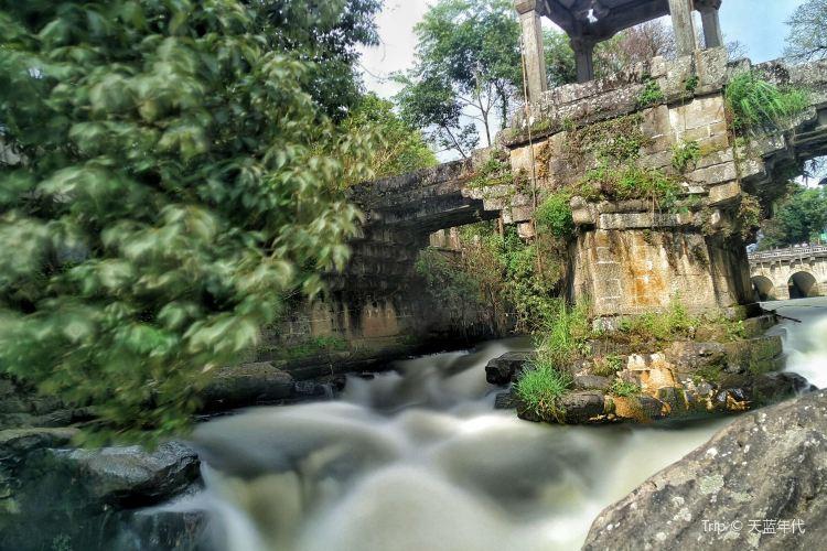 疊水河瀑布4