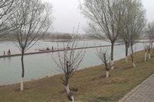 宁静宜人的黄河