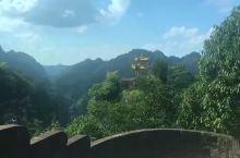视频拍摄于黄山风景区白云山风景区