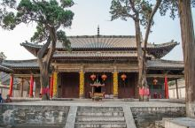 【临汾汾城镇文庙】县治文庙的规制,规模在山西现存文庙中算比较大的。现存的文庙是明清时期的文物,主要以
