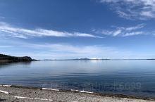 美国黄石湖