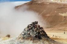 一处仿佛月球表面的神奇景点——米湖Namafjall地热  地点:Namafjall地热区 Nama