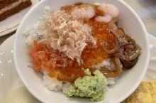 日本行最得我心的早餐一不小心多吃了,还好当天的行程比较紧凑,相当耗能量,也就原谅了自己。此行最开心的
