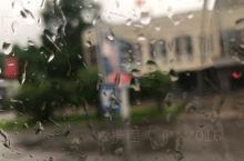 雨中圣彼得堡