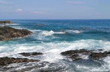 屋久岛潮间带