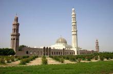 整个大清真寺内部地毯空运了伊朗织匠过来坐在里面一针一线织好的,波斯地毯名震天下,清真寺构造别致,地面
