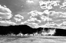 黄石 第一国家公园