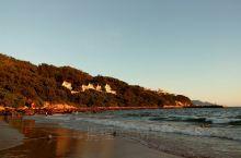 夕阳下的东澳岛,适合休闲两日游,住宿贵而不舒服,环境清幽。